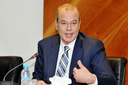 عمر فرج،المدير العام للمديرية العامة للضرائب يعقد لقاء مع المقاولين