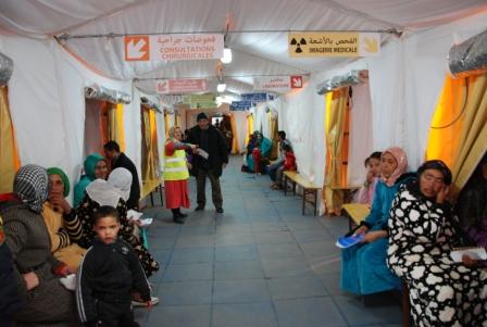 المغاربة المستفيدون من التغطية الصحية 16 مليون من أصل 34 مليون