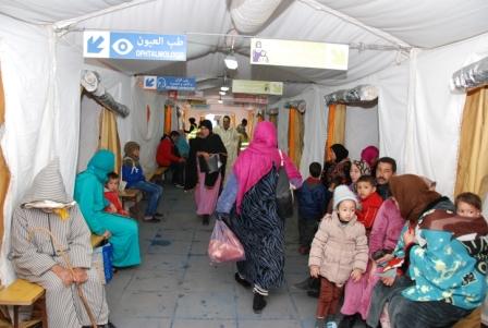 """5 ملايين أسرة مغربية إستفادت من نظام """"راميد"""""""