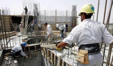 تصريح سنوي للمنعشين العقاريين مع فاتورة مُعدات البناء المقتناة والخدمات المقدمة