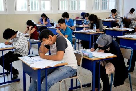 إعلان وزارة التربية الوطنية بخصوص امتحانات البكالوريا دورة 2020