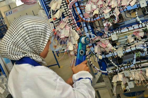 صناعة السيارات هي القطاع التصديري الأول بالمغرب