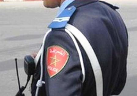 شرطي في مكناس يستعمل سلاحه الوظيفي لتوقيف شخصين من ذوي السوابق القضائية