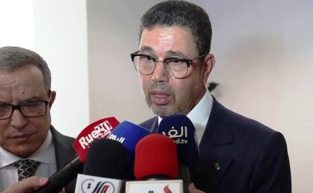 رئيس النيابة العامة للمملكة : الصحافة ليست مهنة من لا مهنة له