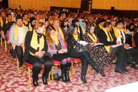 """حزب """"السنبلة""""يعقد الدورة العاشرة لجامعته الشعبية"""