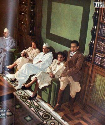 الايام الكبرى التاريخية الفرنسية المغربية ضمن ندوة بباريس
