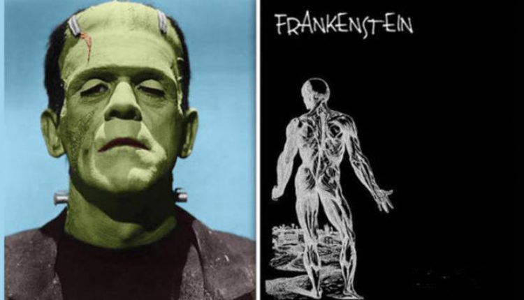 """خيط رفيع مابين""""فرانكنشتاين"""" والشاعر اللورد بايرون، وخيط العلم والخيال"""