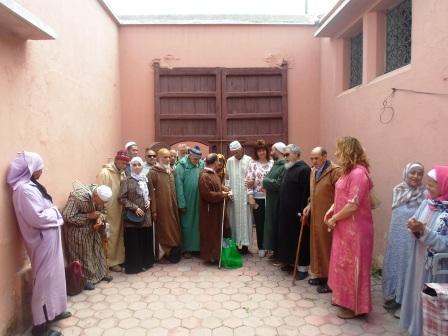جمعية رائدات جهة مراكش آسفي تباشر أنشطتها الخيرية الرمضانية بمراكش