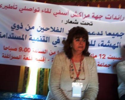 بلالي : لنتعبأ جميعا لدعم صغار الفلاحين من ذوي الوضعيات الهشة