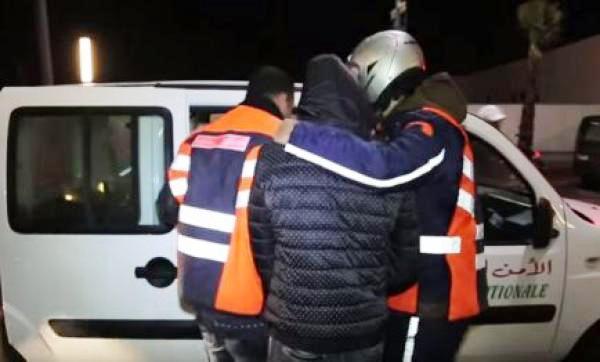 أربعة عناصر مُخْتَطِفين طالبوا بفدية مالية في قبضة أمن سلا