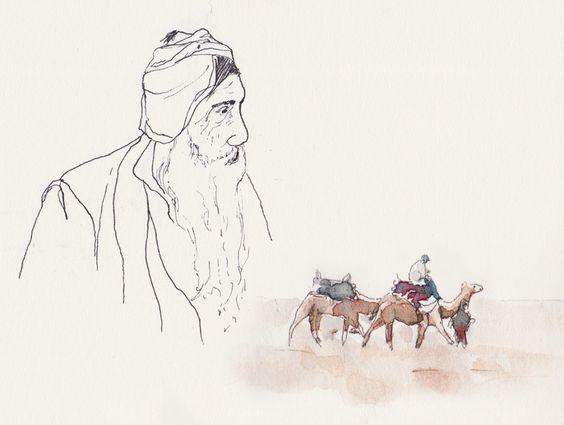 عبد الله بن ياسين شيخ المرابطين الداعي للإصلاح و الوحدة