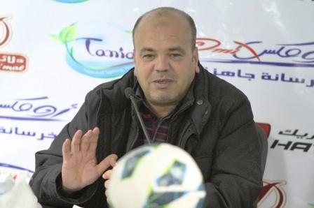 التونسي أحمد العجلاني مدربا مرتقبا لاتحاد طنجة