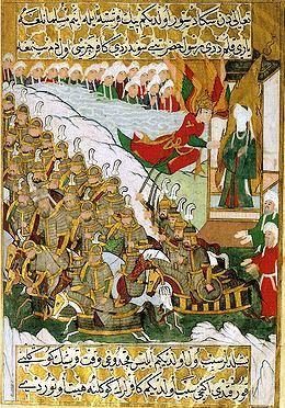 """سقوط بغداد في يد """"هولاكو""""و مقتل الخليفة المستعصم، آخر بني العباس"""