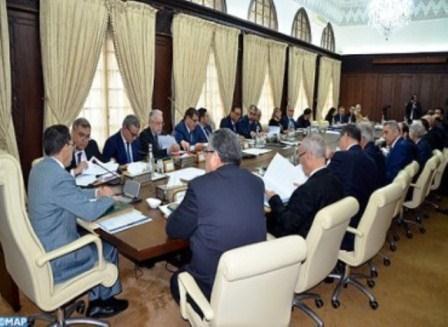 مجلس الحكومة يصادق على تعيينات عليا بمراكش وغيرها