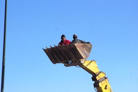 نقاش حول ضحايا قطاع البناء والأشغال العمومية