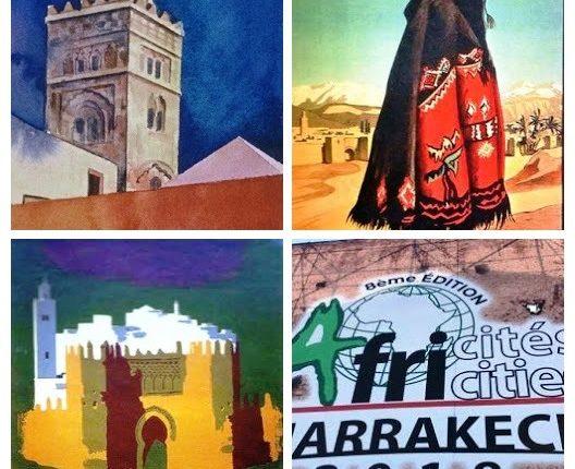 """حلول ناجعة في """"أفريسيتي 2018″مراكش لمشاكل التوسع المجال الحضري بإفريقيا"""