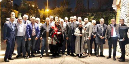 موحي رئيسا للاتحاد العام لمقاولات المغرب لجهة مراكش آسفي، والدباغ نائبا له