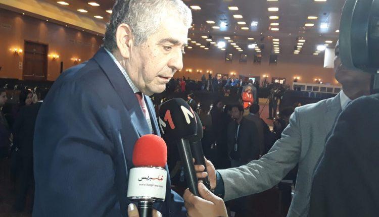 اليزمي يثمن التوقيع على اتفاقية حماية حقوق المهاجرين