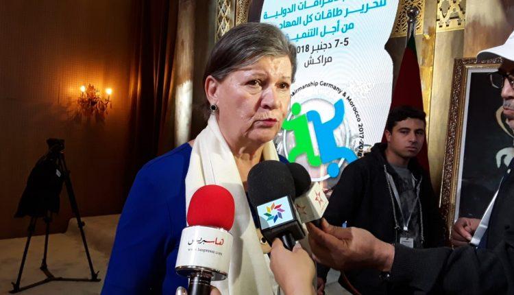 """""""أربور"""": مؤتمر مراكش سيتيح للبلدان تدبير مسألة الهجرة بشكل أفضل."""