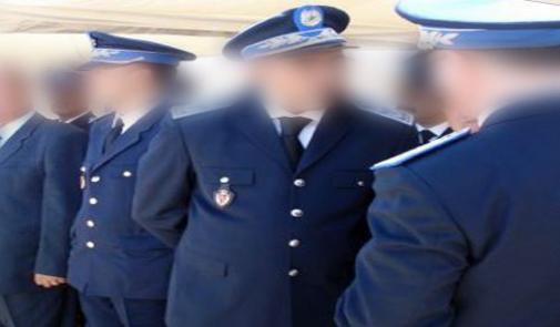 توقيف ضابط شرطة ممتاز بتمارة بعد تلقيه رشوة