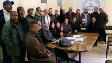 الإتحاد المغربي للشغل بواد زم يندد بتعطيل الحوار الاجتماعي مركزيا ومحليا