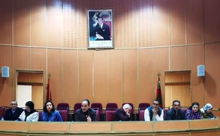 جمعية الأعمال الاجتماعية لموظفي ومتقاعدي جهة مراكش تعقد جمعهاالعام