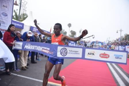 الإثيوبيون يحصدون جوائز النسخة 30 من ماراطون مراكش الدولي