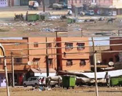 متفجرات المكتب الشريف للفوسفاط تهدد منازل بالتشققات في بن جرير