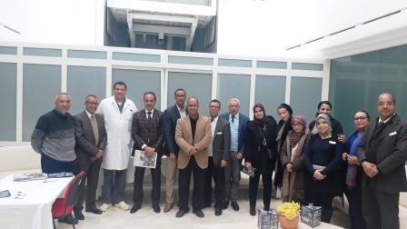 شراكة بين موظفي مجلس جهة مراكش آسفي والمصحة الدولية