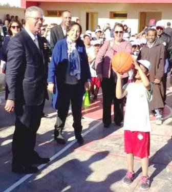 مبادرة مشتركة في مراكش لتعميم الثقافة الرياضية بالوسط المدرسي
