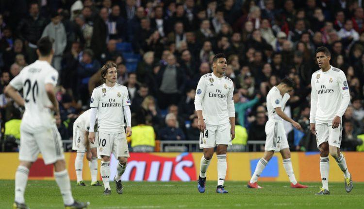 ريال مدريد بعد النكبة،ودعوات من محبيه للتعلم من برشلونة
