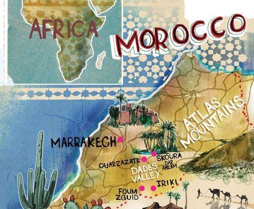 تمودة باي: عاصمة الطبخ الإفريقي والمتوسطي