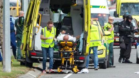لايوجد أي مواطن مغربي ضمن ضحايا الإعتداءين الارهابيين على مسجدين في نيوزيلندا