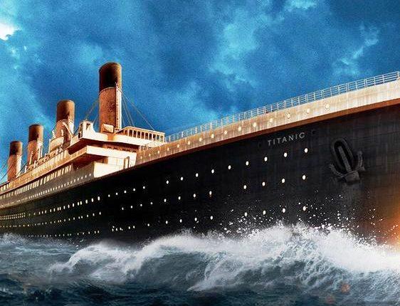 """هل كانت لعنة الفراعنة وراء غرق الباخرة """"تيتانيكـ"""" ؟"""