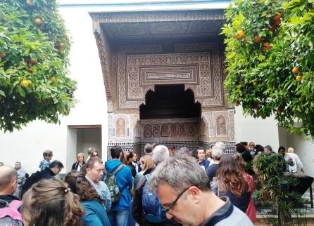 شهر التراث بمراكش : إيقاعات عريقة ورهان حول تحديات صناعة الثقافة