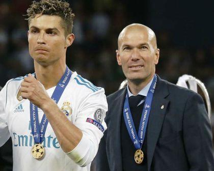 """""""رونالدو"""" يؤكد قدرة زيدان على إعادة ريال مدريد"""