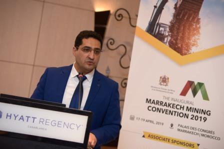 مؤتمر دولي بمراكش حول التعدين لتقديم المنتجات و التعريف بالعلامات التجارية