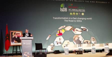 الوفي تشدد من مراكش على أهمية دور مكاتب الدراسات في تحقيق التنمية المستدامة