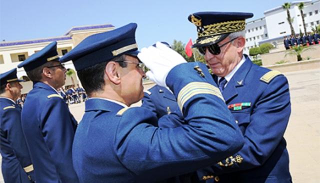 القاعدة الجوية الأولى بسلا تخلد الذكرى الـ63 لتأسيس القوات المسلحة الملكية