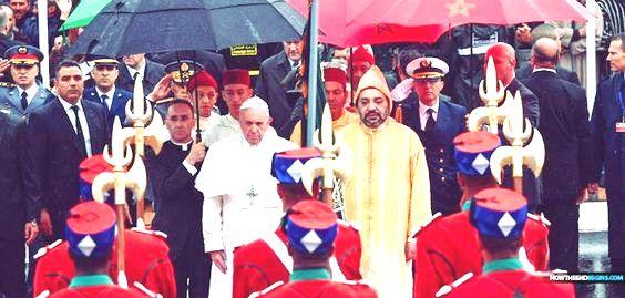 """مجلة إسبانية:زيارة قداسة البابا إلى المغرب """" أكدت الاستثناء المغربي """""""