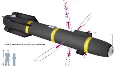 """جديـد : صاروخ """"النينجا""""الإمريكي لاينفجر وإنما يقتل بالسيوف"""