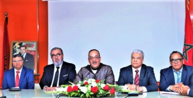 عبد اللطيف بنصفية مديرا جديدا للمعهد العالي للإعلام والاتصال بالرباط