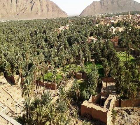 الكحيل تُطلقُ أشغال ترميم قصر زناكة بفيكيكـ بـ 5 ملايين درهم