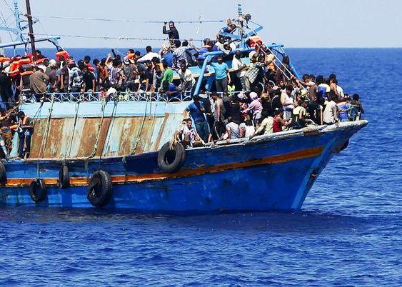 مغاربة وأجانب متورطون في شبكات للهجرة السرية و الاتجار بالبشر