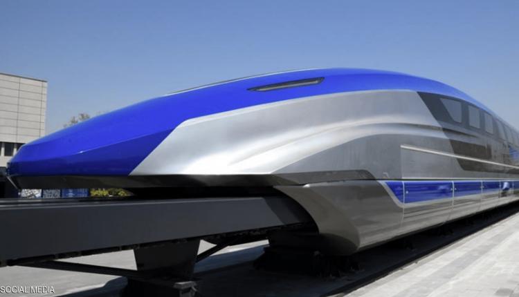 الصين في طور إنشاء قطار أسرع من الطائرة