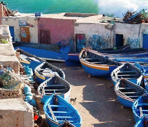 إنفراد : التقرير السنوي حول جودة الرمال والشواطىء المغربية