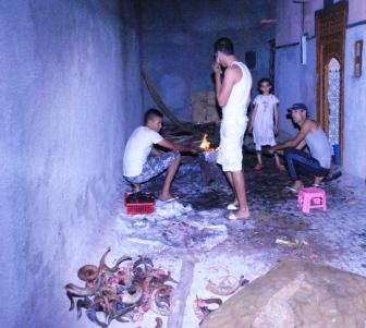 حملة تحسيسية من أجل عيد أضحى مبارك نظيف