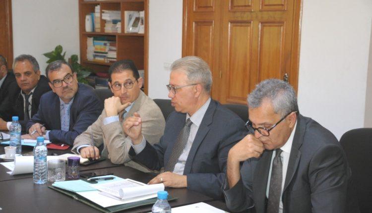 الدور الآيلة للسقوط بمراكش تستحود على محاور إجتماع رسمي بولاية جهة مراكش آسفي