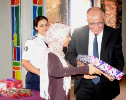 والي الأمن سعيد العلوة يكرم أبناء وأيتام موظفي الأمن الوطني بمراكش