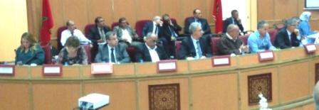 إرساءً لتنمية القُرب، مجاليا وقطاعيا مجلس جهة مراكش آسفي يصادق على 31 مشروع